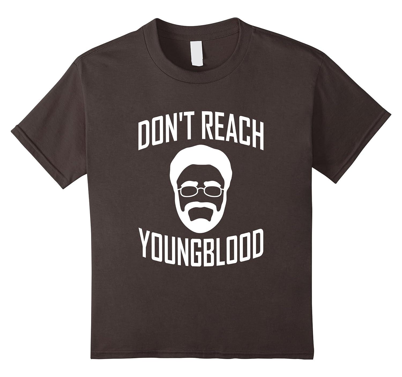 933d29af1 Kids Don't Reach Youngblood T Shirt 10 Asphalt: Amazon.ca: Clothing &  Accessories