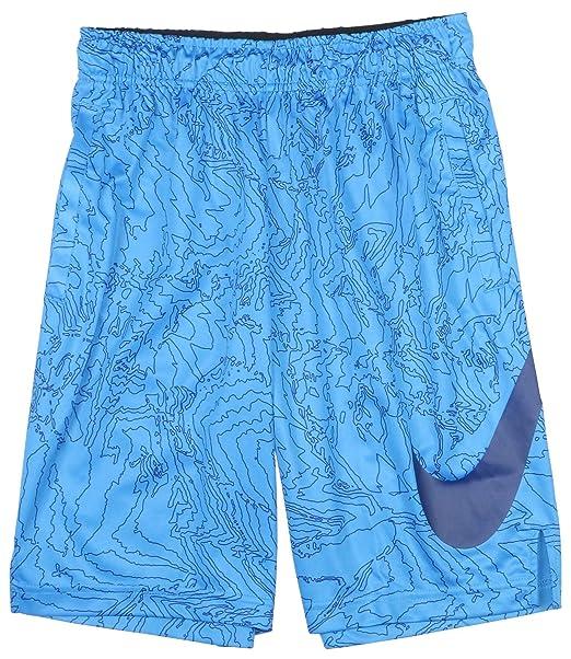 5901981320 Amazon.com   Nike Big Boys  (8-20) Dri-Fit Fly Training Shorts-Blue-XL    Sports   Outdoors