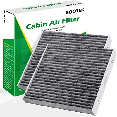 Kootek Cabin Air Filter With Carbon