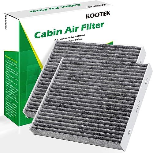 Kootek Premium Cabin Air Filter