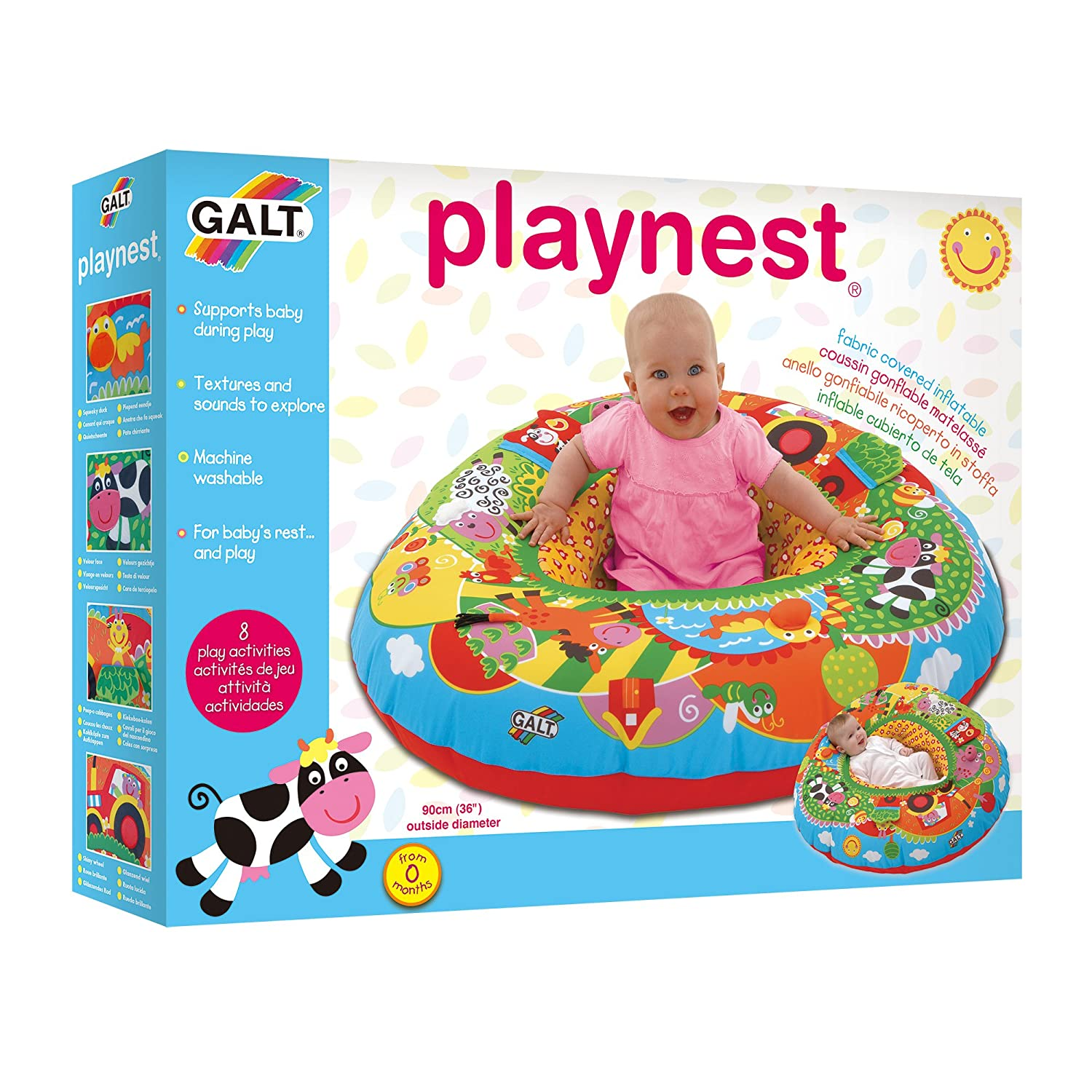 Buy Galt Playnest Farm line at Low Prices in India Amazon