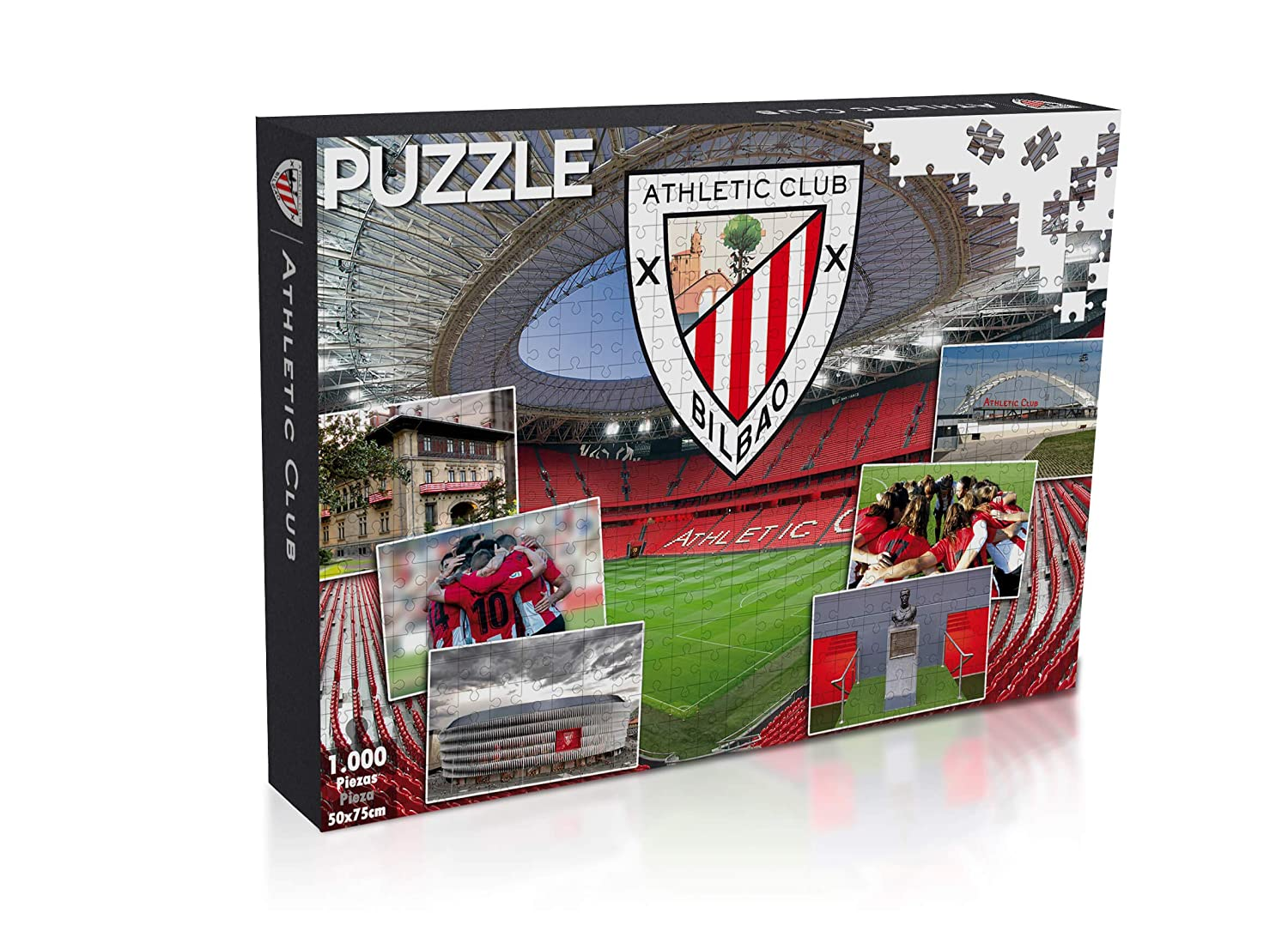 Athletic Club Bilbao Puzzle Athletic Club 1000 Piezas (11862 ...