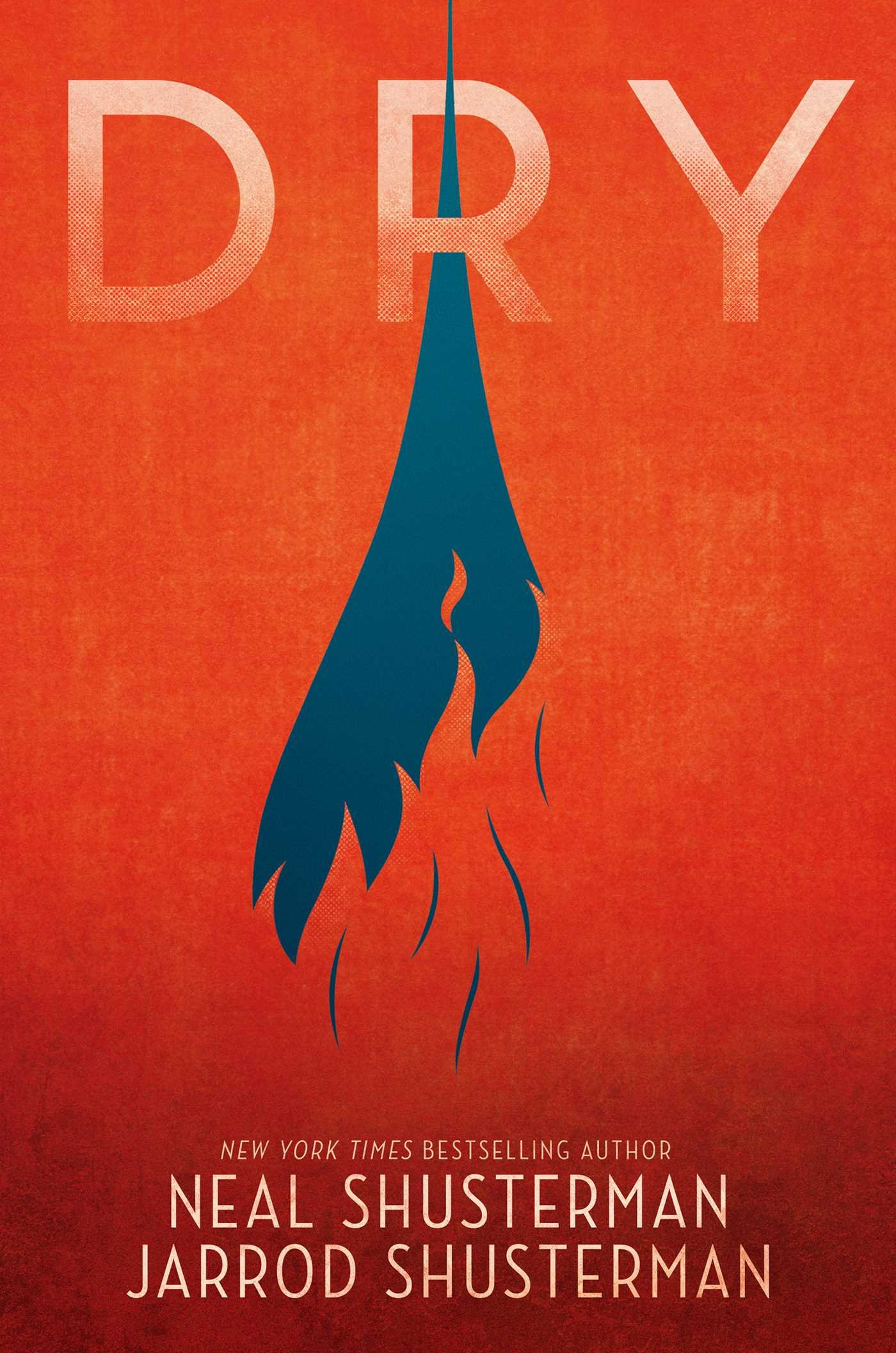 Cover art for the book entitled Dry