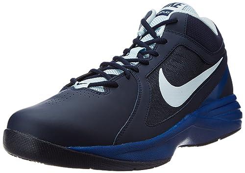 d8ac458632cc79 Nike Men s The Overplay VIII Obsidian