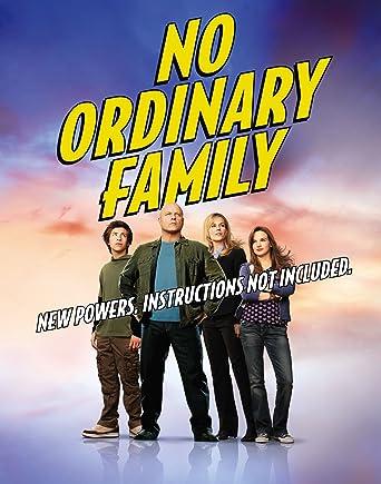 Image result for No Ordinary Family season