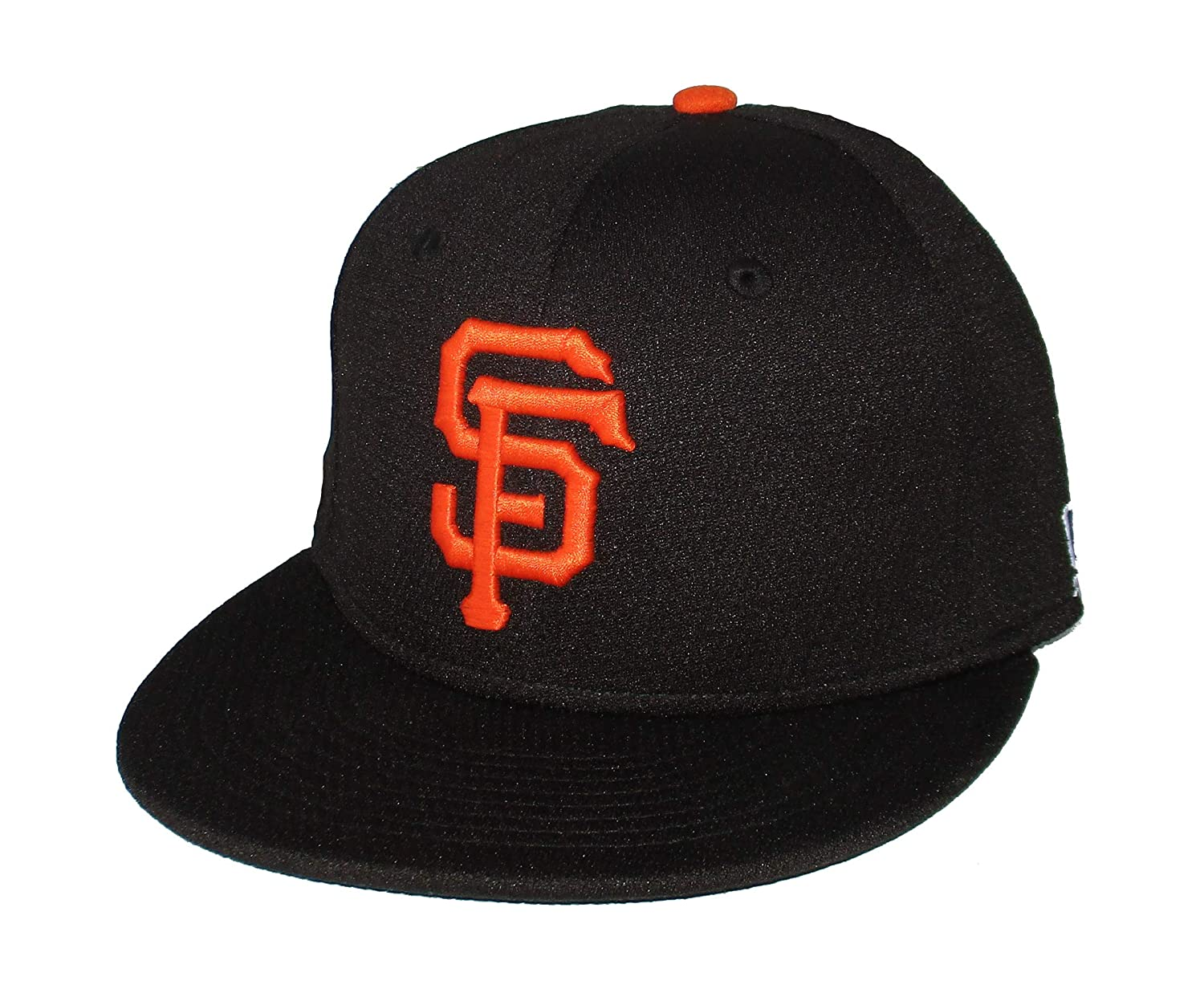 28d24eecdde7c Amazon.com   OC Sports San Francisco Giants Youth Cool and Dry Adjustable Hat  Cap - Black   Sports   Outdoors