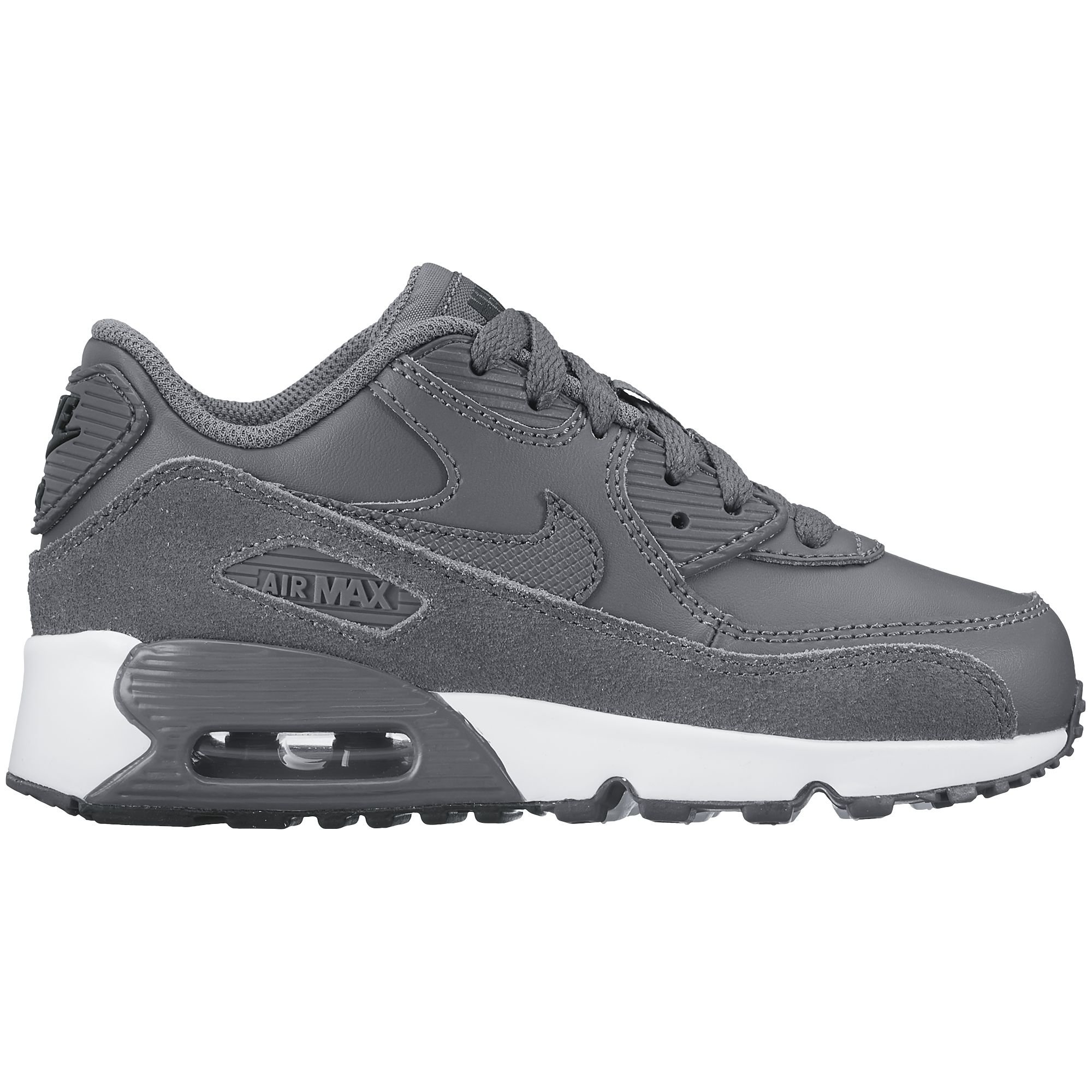 42a4891ea611 Galleon - NIKE Air Max 90 LTR Little Kids Style   833414-023 Size   11 Y US