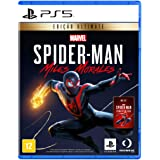 Marvel's Spider Man: Miles Morales - Edição Ultimate - PlayStation 5
