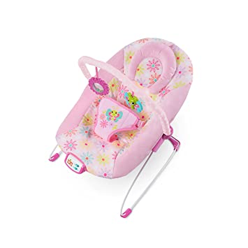 9619a93b16c0 Bright Starts Butterfly Dreams Bouncer  Amazon.co.uk  Baby