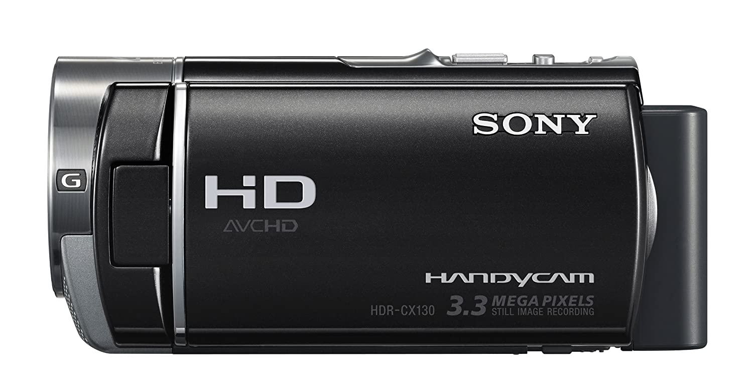 sony hdr cx130eb camcorder amazon co uk camera photo rh amazon co uk Sony Handycam HDR CX 220 Sony Dcr Handycam HDR