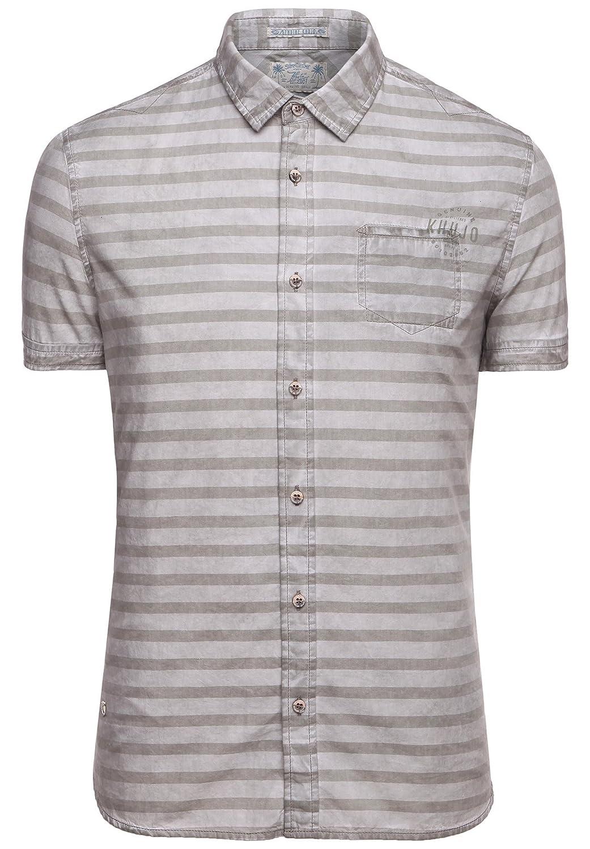 Khujo Herren Shirt SIMIEL 2178SH161_S26