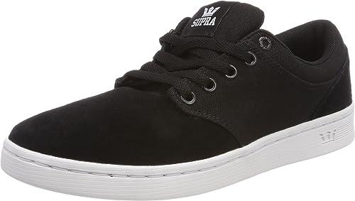 SUPRA Chino Sneaker für Herren Schwarz