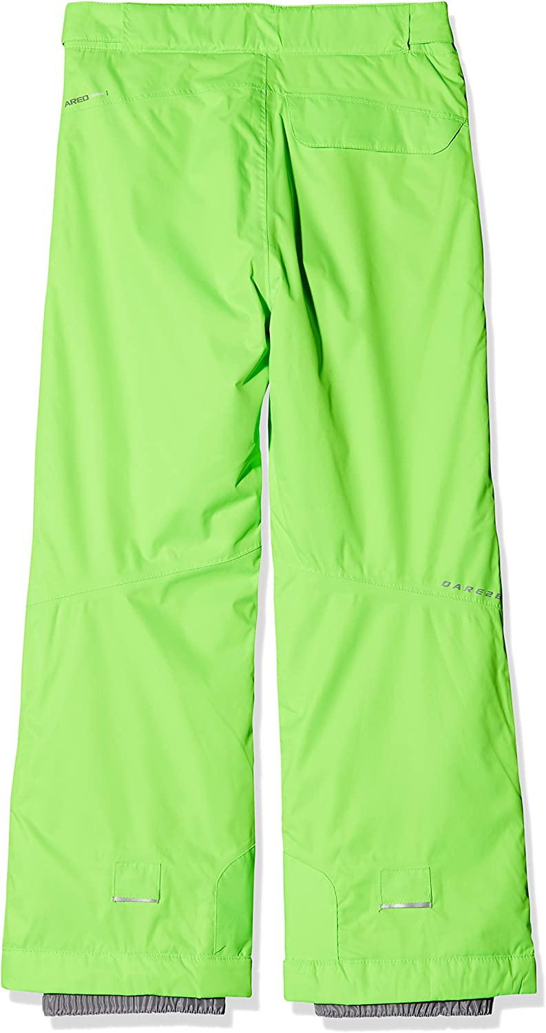 Dare 2b Childrens Whirlwind Ii Waterproof and Breathable Insulated Ski Pants Salopettes