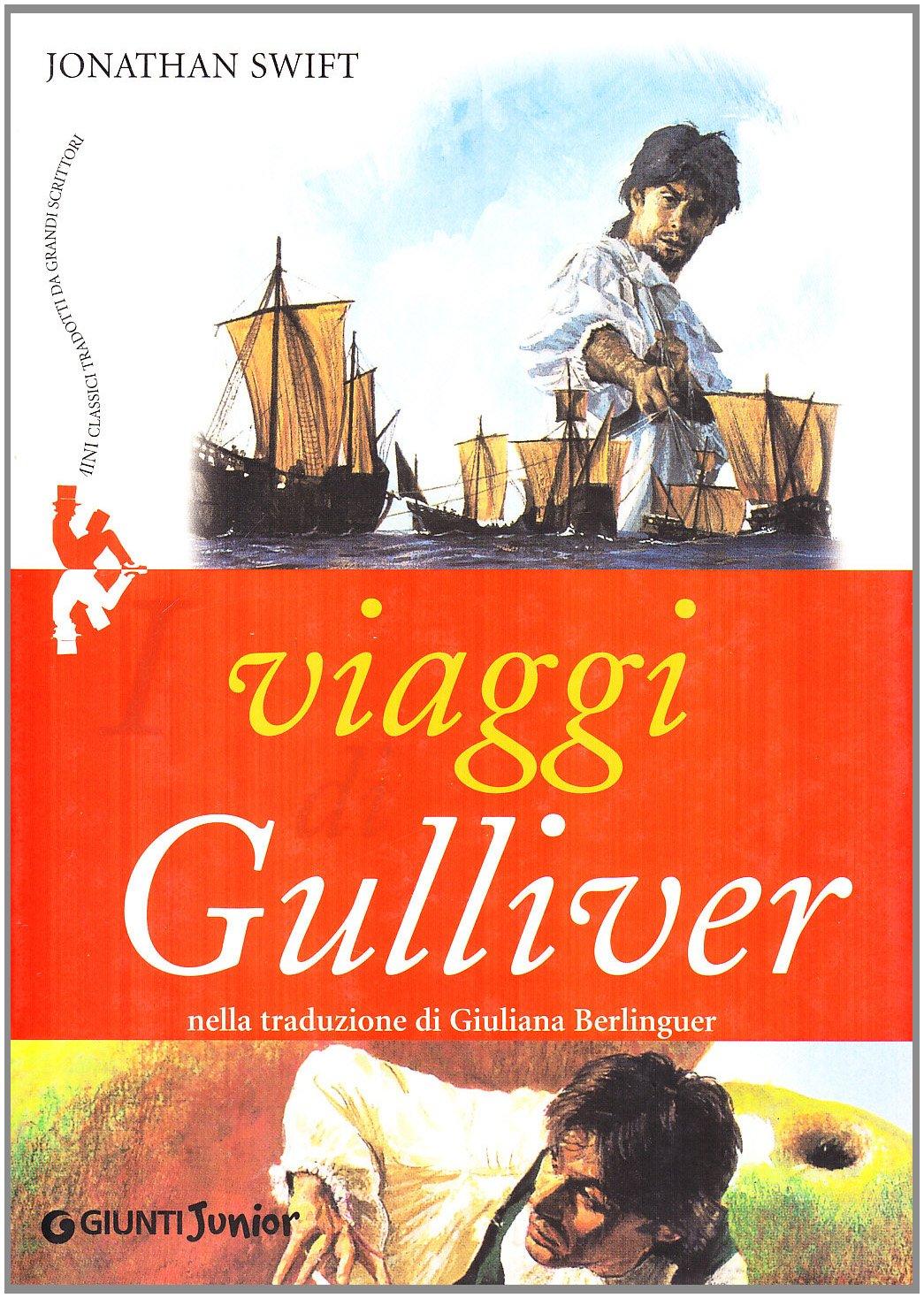 I Viaggi Di Gulliver Jonathan Swift 9788809032149 Amazoncom Books