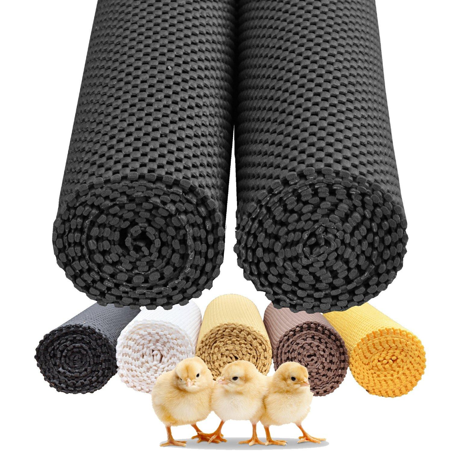 2x Rolls ANTI SLIP GRIP MAT Ducks Chicks Brooder Hatcher Incubator Splayed Legs