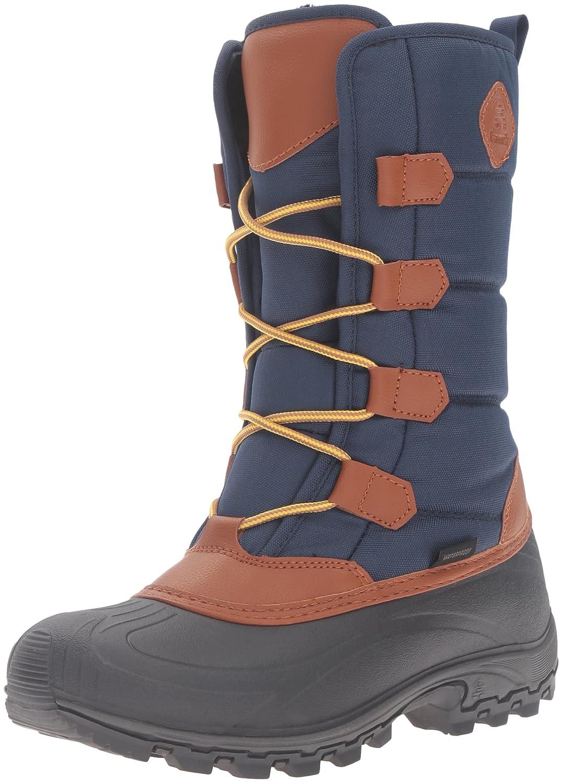 Kamik Women's Mcgrath Snow Boot B0198WF4JW 9 B(M) US|Navy