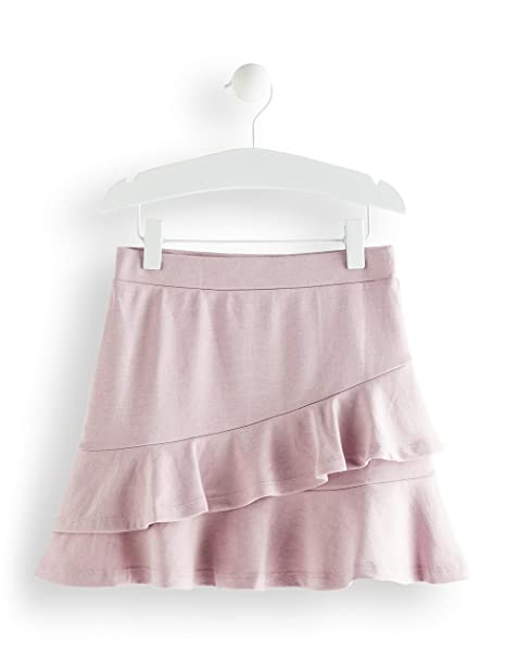 Marca Amazon - Red Wagon Ruffle, Falda para Niñas: Amazon.es: Ropa ...