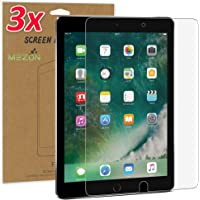 """[3 Pack] MEZON Anti-Glare Matte Film Screen Protector for Apple iPad Pro 10.5"""" – Case and Pencil Friendly, Shock Absorption (iPad Pro 10.5, Matte)"""