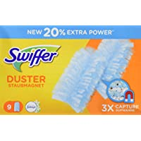 Swiffer – vakuummagnet påfyllning med fekretis, 1-pack (1 x 9 trasor)