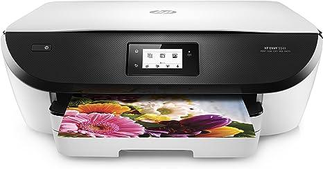 HP Envy 5541 - Impresora multifunción inalámbrica (Wi-Fi, incluido ...