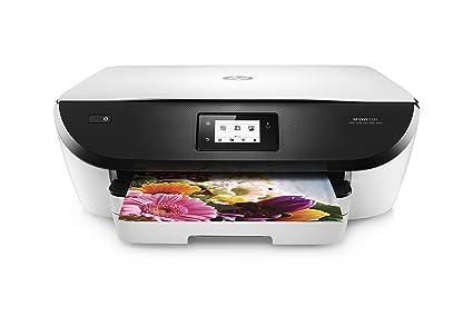 HP Envy 5541 - Impresora multifunción inalámbrica (Wi-Fi, incluido 3 meses de HP Instant Ink, 4800 x 1200 ppp, 128 MB, LCD táctil, 2.2, A4), color ...