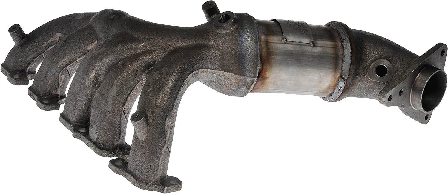 Non-CARB Compliant Dorman 674-989 Exhaust Manifold with Integrated Catalytic Converter