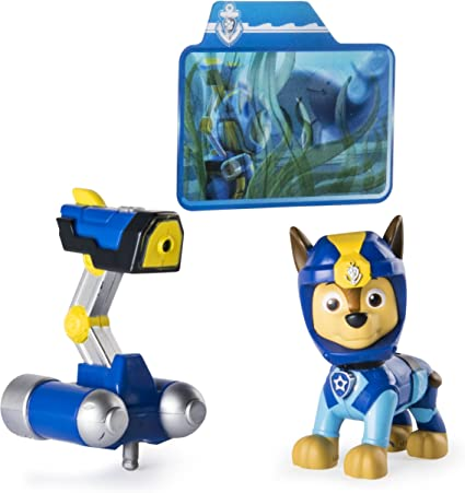 Paw Patrol Sea Patrol – Light Up Chase with Pup Pack and Mission Card: Amazon.es: Juguetes y juegos