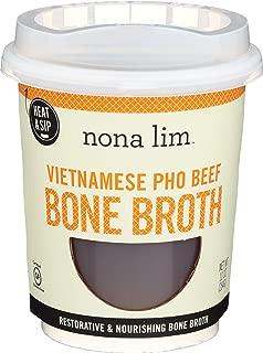 product image for Nona Lim Vietnamese Pho Bone Broth, 10 oz