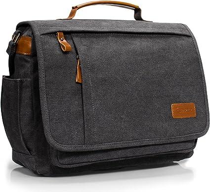 Vintage Men/'s en cuir synthétique sac à dos Mallette Ordinateur Portable Épaule Fermeture Éclair Sac Voyage