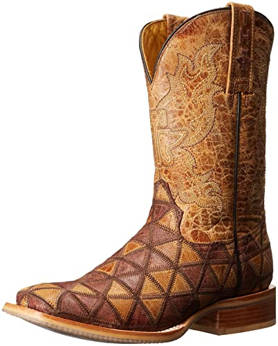 "Tin Haul Western Boots Womens 11"" Shaft Tan 14-021-0007-1295 Ta"