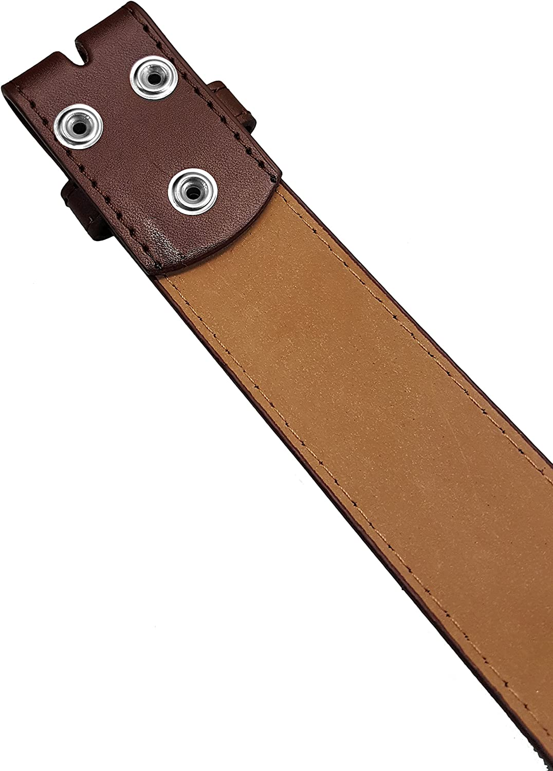 Luna Sosano Women and Mens 1.5 Wide Genuine//Bonded Mix Leather Belt Up to 5X