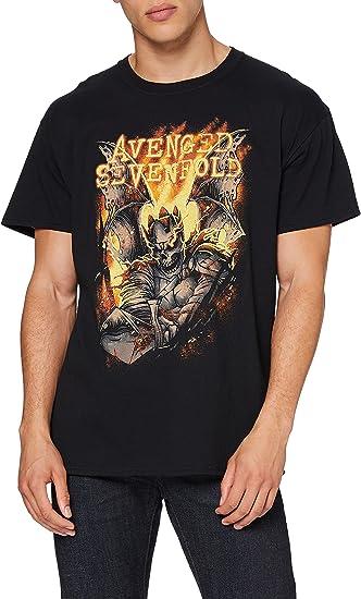 Avenged Seven Fold Avenged Sevenfold Atone Camiseta para Hombre