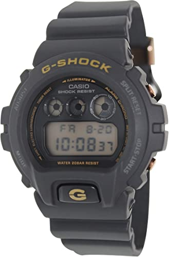 Casio – G-Shock – Limited Edition 30th Anniversary – Black IP – DW6930C-1