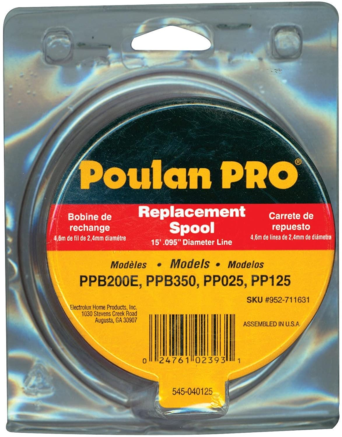 Amazon.com: Poulan/Weed eater 711631 P4500/pp125 Replacement ...
