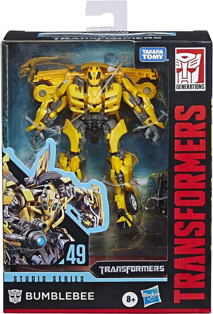 Transformers Spielzeug Studio Series 51 Deluxe Klasse
