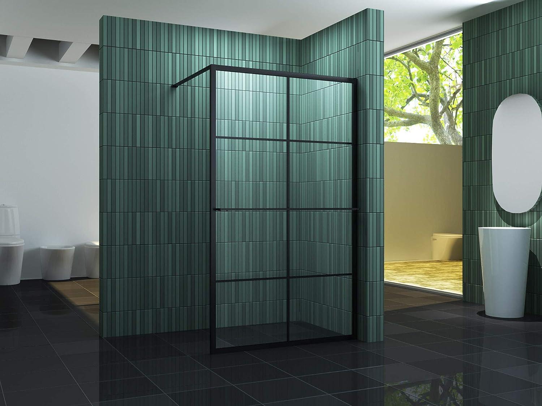 10 mm Duschwand LOFT 90 x 200 cm