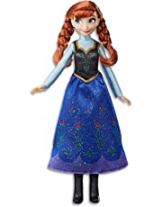 DISNEY FROZEN - Anna Classic Fashion Doll inc outfit & shoes - Kids Toys Ages 3+
