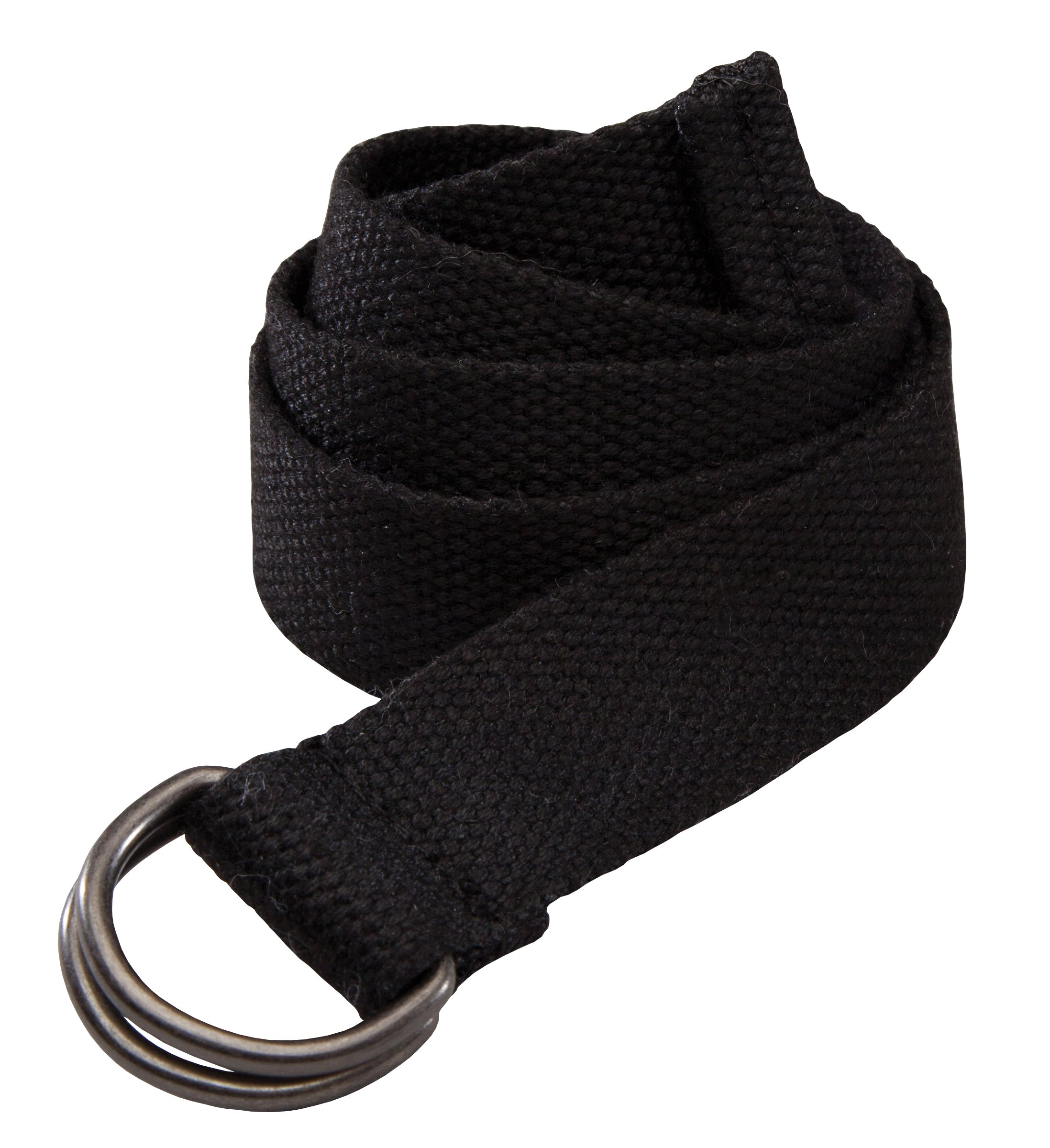 Averill's Sharper Uniforms Men's Hotel D-Ring Web Belt Large Black