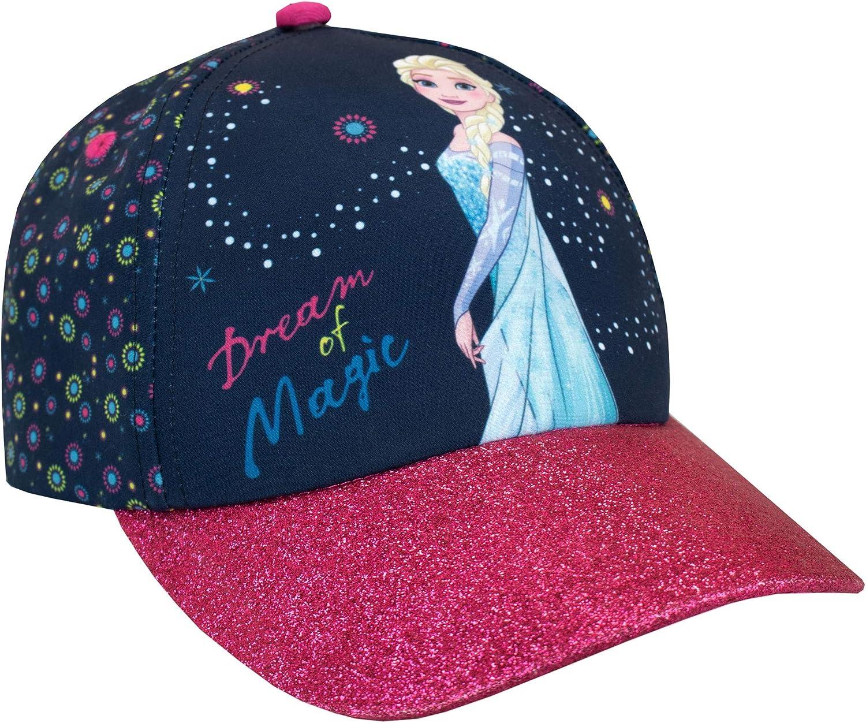 Disney Gorra para niñas Frozen - El Reino del Hielo Talla única ...