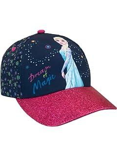 96dd94d4a6112 Disney - Casquette de Baseball - La Reine des Neiges - Fille - Frozen -  Taille