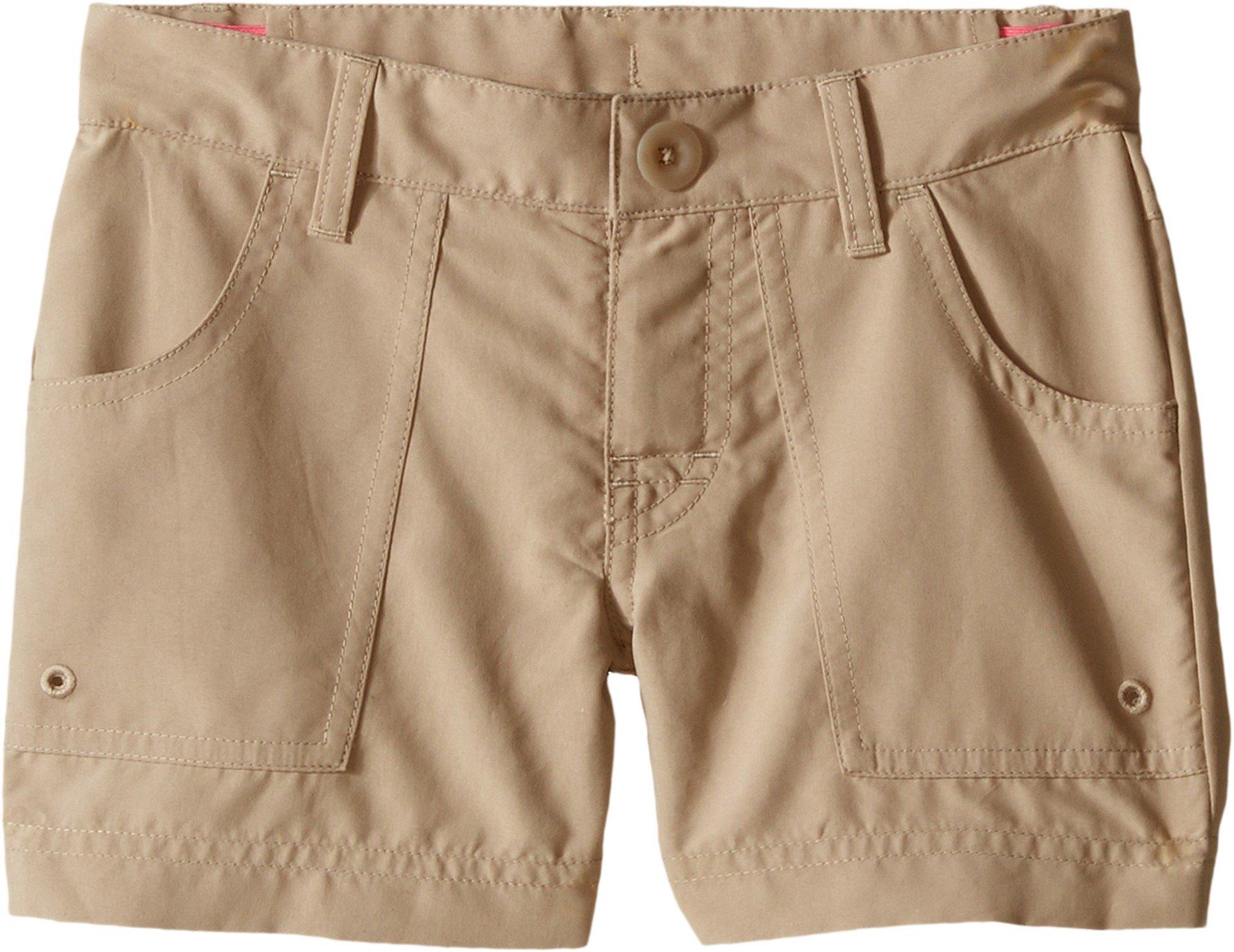 The North Face Kids Girl's Argali Hike/Water Shorts (Little Kids/Big Kids) Dune Beige/Dune Beige S (7/8 Big Kids) X One Size