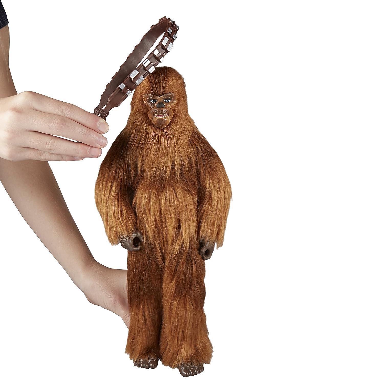 Star Wars Forces of Destiny Roaring Chewbacca Adventure Figure Hasbro C1630