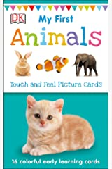 My First Touch and Feel Picture Cards: Animals (My 1st T&F Picture Cards) Cards