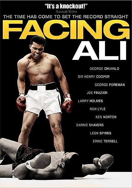 Facing Ali [Reino Unido] [DVD]: Amazon.es: Cine y Series TV