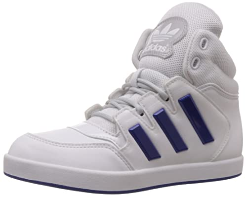 new style 6dfb0 9da27 adidas Originals Boys Dropstep K White and Collegiate Royal Sneakers - 3  UKIndia (35.5 EU) Buy Online at Low Prices in India - Amazon.in