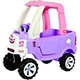Little Tikes Princess Cozy Truck, Purple with Pink Roof