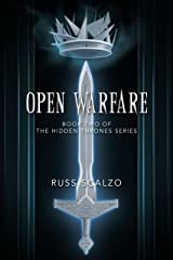 Open Warfare (Hidden Thrones Book 2) Kindle Edition