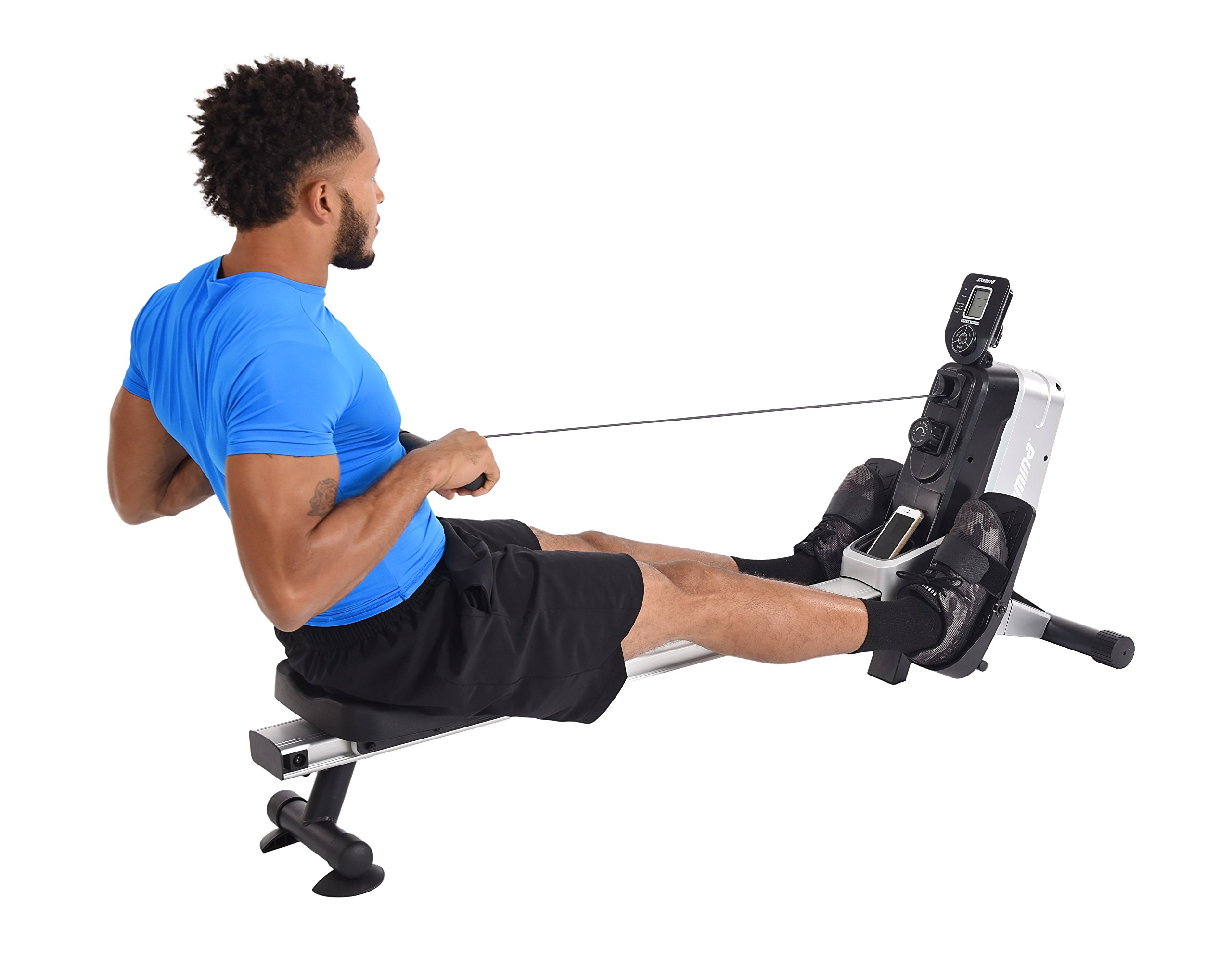 Stamina Multi-Level Magnetic Resistance Rower, Compact Rowing Machine by Stamina (Image #3)