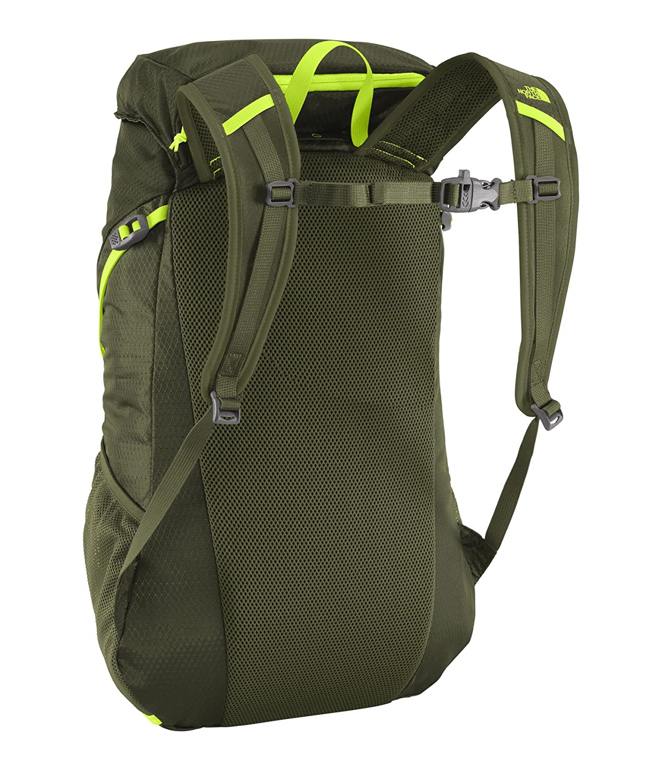 The North Face Diad Pro 22 Rucksack - Terrerium Green/Safety Green One Size Amazon.co.uk Sports u0026 Outdoors  sc 1 st  Amazon UK & The North Face Diad Pro 22 Rucksack - Terrerium Green/Safety Green ...