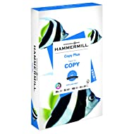 Hammermill Paper, Copy Plus, 20lb, 8.5 x 14, Legal, 92 Bright, 500 Sheets/1 Ream (105015R), Made in the USA